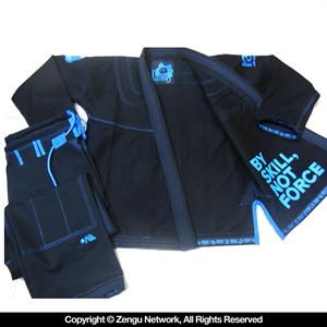 Inverted Gear x RAW - Black Collaboration Gi